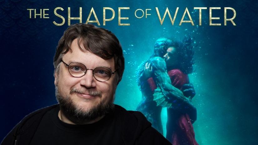 The Shape of Water, o capodoperă Guillermo del Toro