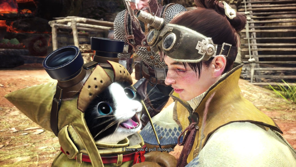palico monster hunter online PC