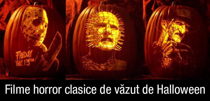 Top: 6 filme horror clasice de văzut de Halloween