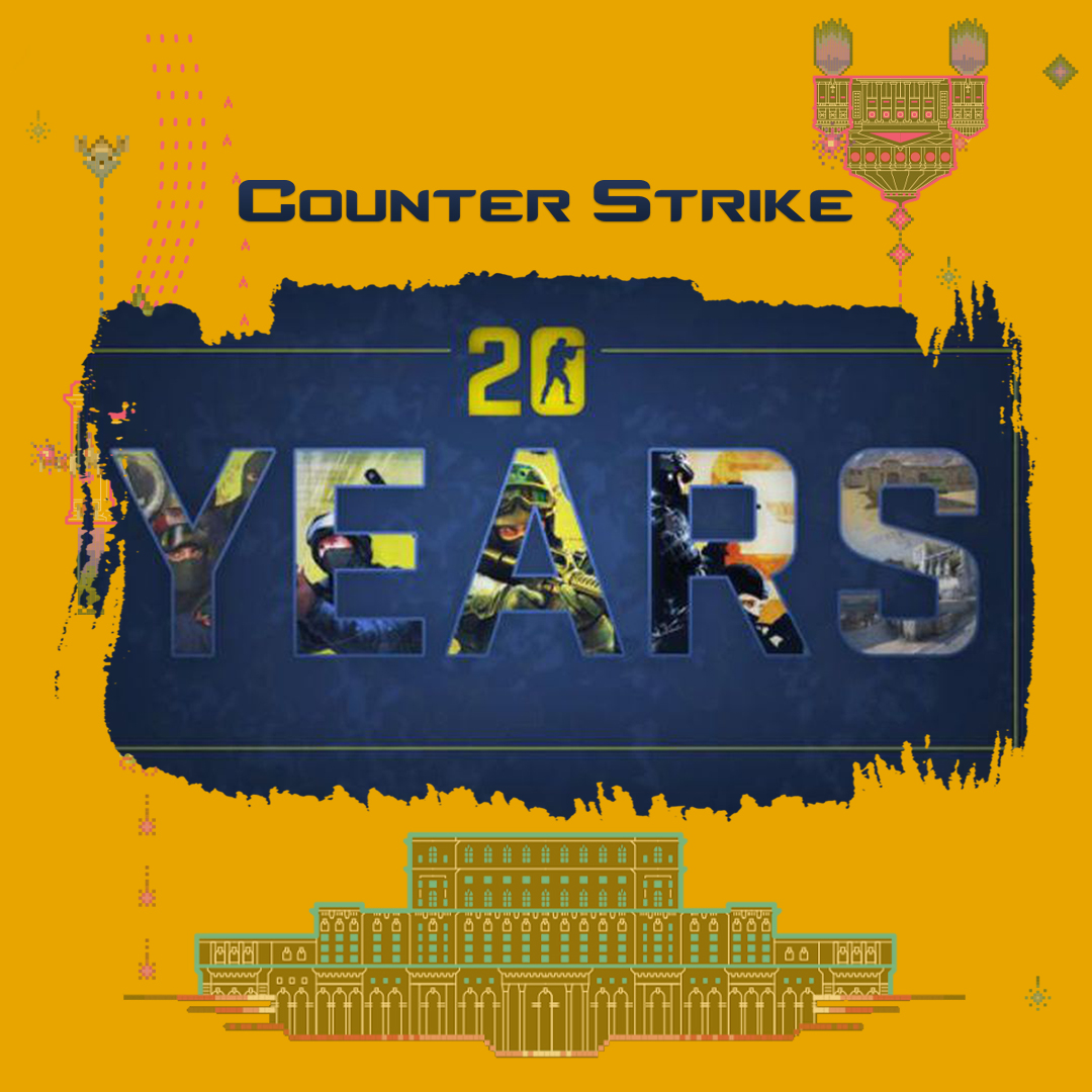 20 de ani de Counter-Strike la Bucharest Gaming Week